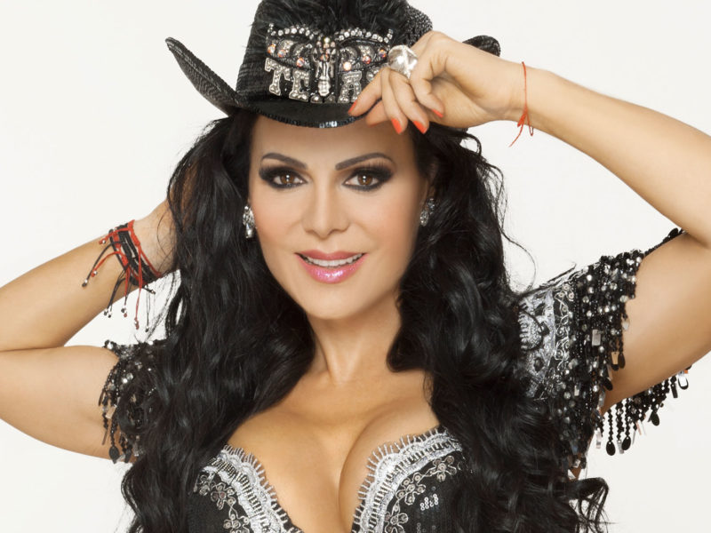Maribel Guardia Cantante