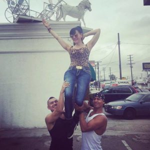 Maribel Guardia - Gay Pride LA