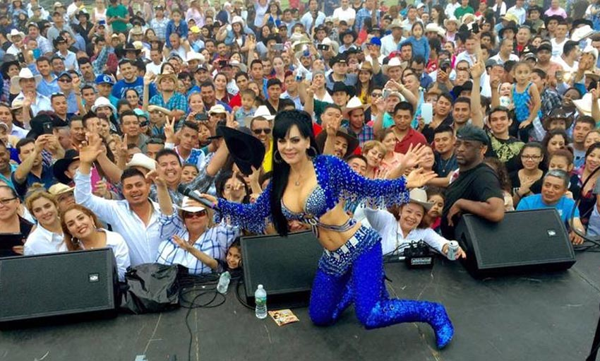 Maribel Guardia En Vivo
