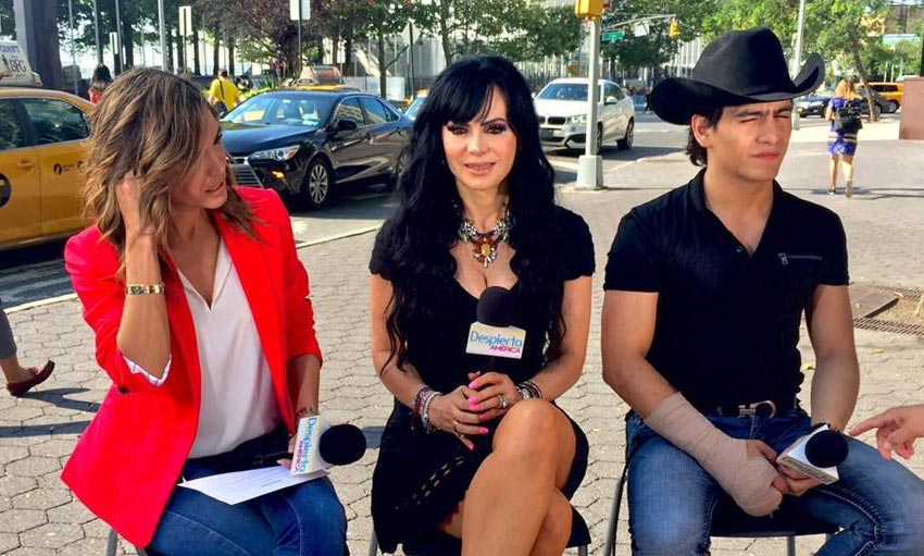 Maribel Guardia - Despierta America