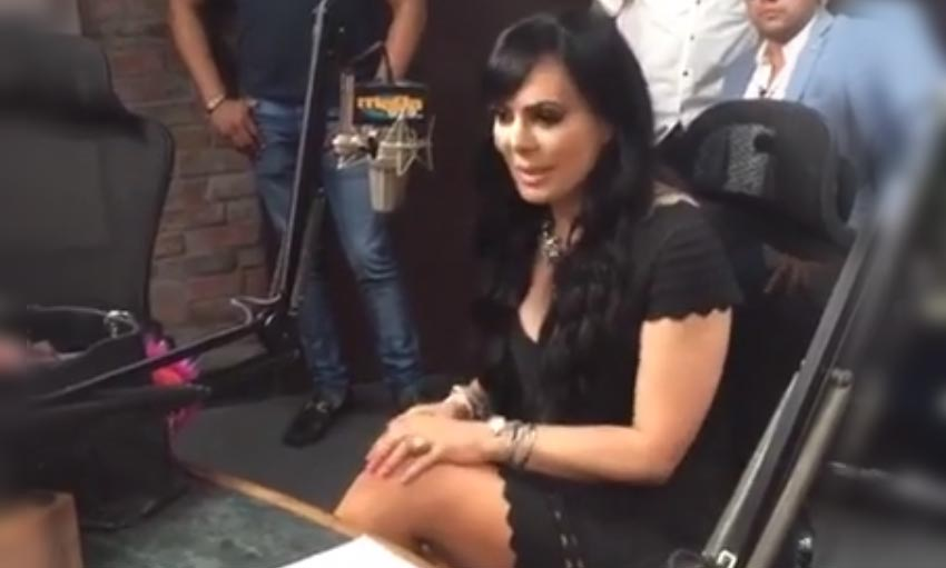 Maribel Guardia Radio NY